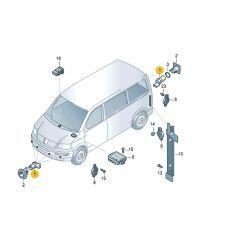 Датчик парковки передний 2012>> STARTVOLT VS-PK1822