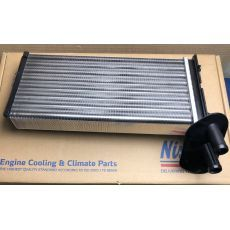 Радиатор печки передний Nissens 73965
