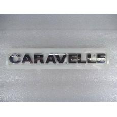 Эмблема надпись CARAVELLE VAG 7H9853687739