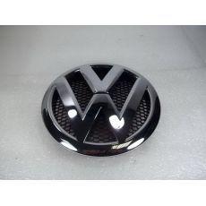 Эмблема передняя хром VAG 7E0853601C739