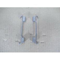 Колодки ручника пружинка  VAG 2D0609717A