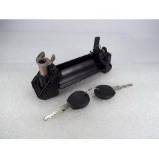 Ручка двери сдвижная с ключами VAG 7D0843704A