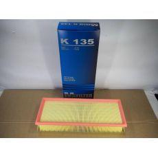 Фильтр воздушный прямоугольный Mfilter K135