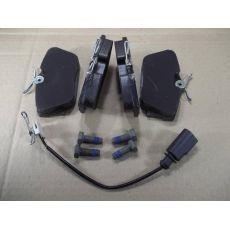 Колодки тормозные задние дисковые R15 с дат. TRW GDB1369