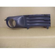 Заглушка в бампер Фольксваген Т5 под противотуманку лев. VAG 7H0807489B7G9