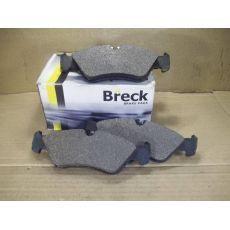 Колодки тормозные задние 35 97 Breck 215920070510