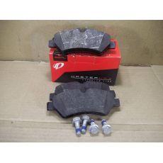 Колодки тормозные задние 3.0т-3.5т Remsa 1246 00