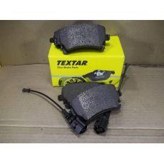 Колодки тормозные задние Фольксваген Т5 R16 с датчиком Textar 2332602