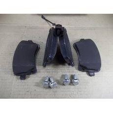 Колодки тормозные задние Фольксваген Т5 R16 с датчиком TRW GDB1557