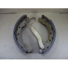 Колодки тормозные задние односкатные 250 x 55 B+K 1766.91