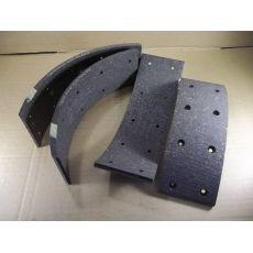 Колодки тормозные задние двускатные 270 х 65 НАКЛАДКИ VAG 291698135D