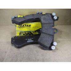 Колодки тормозные передние R17 Textar 2369202