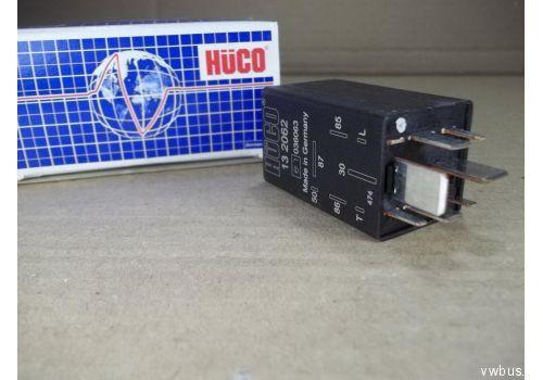 Реле свечей накала +1,9D HUCO 132062