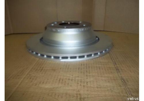 Диск тормозной задний R17/18 вентилируемые VAG 7L8615601C
