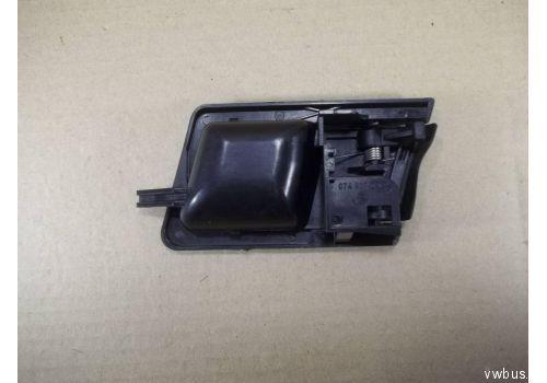 Ручка передний двери водителя прав. внутренняя черная POLCAR 9567ZW42B