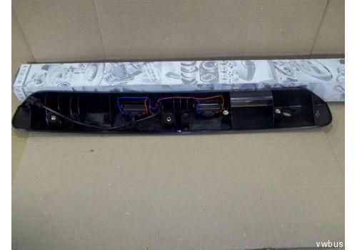 Фонарик подсветки номера накладка распашная дверь VAG 7E08275749B9