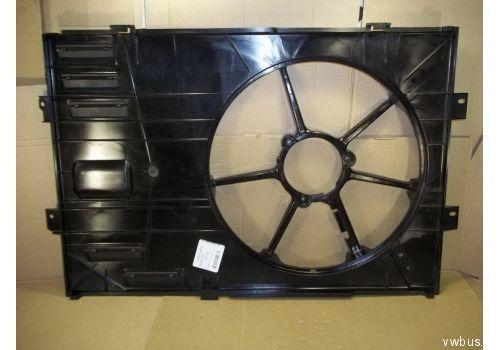 Кожух вентилятора радиатора VAG 7E0121207B
