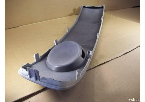 Накладка на бампер передняя нижняя прав. грунт VAG 7E5807490GRU
