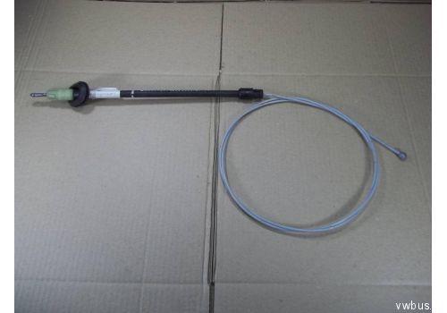 Трос ручника центральный складываемый база 3660мм A9064205485 VAG 2E0609701AP