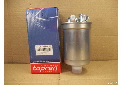 Фильтр топливный с клапаном обратки Hans Pries 102732756