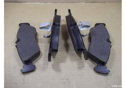 Колодки тормозные задние 35 97 VAG 2D0698451