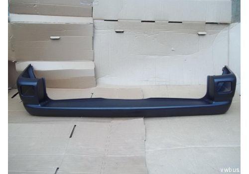 Бампер задний сплошной 96- VAG 7018074172BC