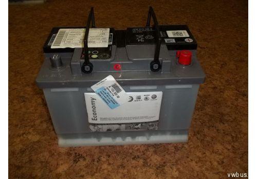 Аккумулятор 72AH 380A  VAG JZW915105A