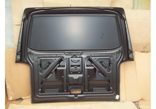 Дверь задняя хлопушка 7H0827025M без стекла VAG 7E0827025D