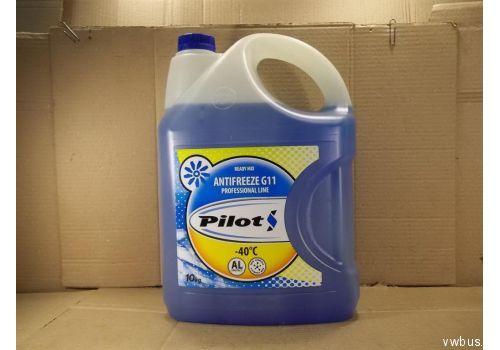 Антифриз синий Пилот 10L