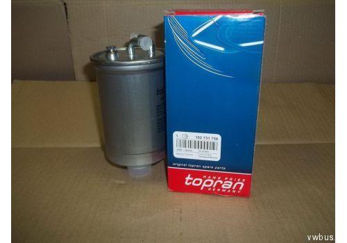 Фильтр топливный с трубками Hans Pries 102731756