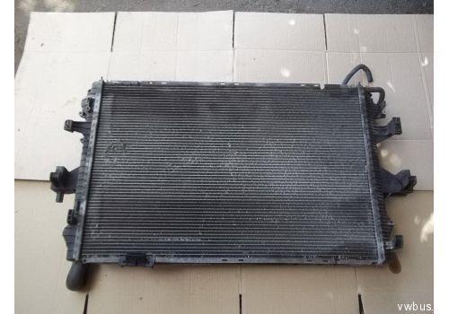 Радиатор AXD,AXE,BLJ,BNZ,BPC VAG 7H0121253J  Б/У