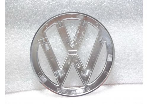 Эмблема передняя хром VAG 7E0853601739
