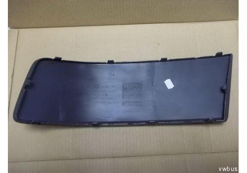 Накладка на бампер передняя верхняя прав. VAG 7E08078207G9