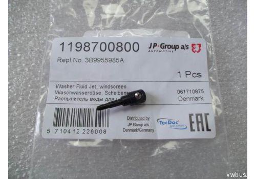 Брызгалка омывателя стекла задний двери Jp.Group 1198700800