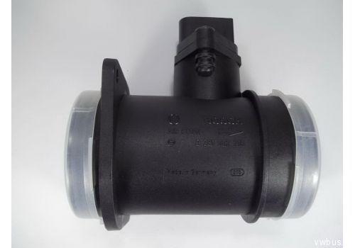 Заслонка-датчик массового расхода воздуха Bosch 0281002216