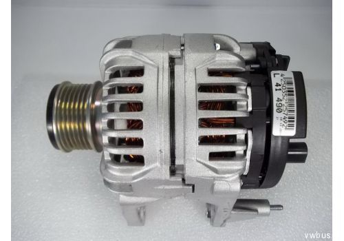 Генератор Фольксваген Т5 90A AXC,AXB  2,5D 99- Delta autotechnik L41490