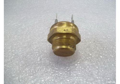 Датчик на радиатор 2 контактный 80 85С Hans Pries 124.08
