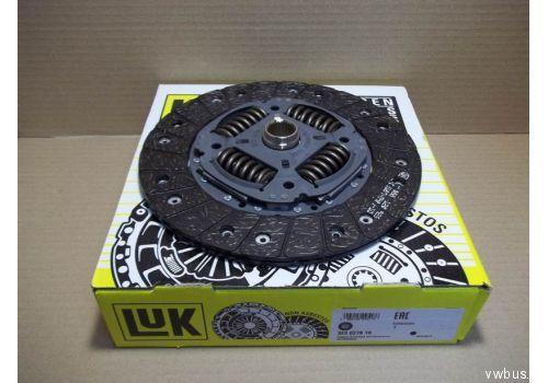 Диск сцепления 2,4D LUK 323027810