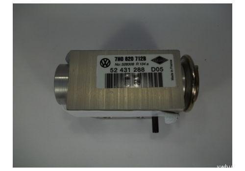 Шланг хладагента кондиционера расширительный клапан VAG 7H0820712B