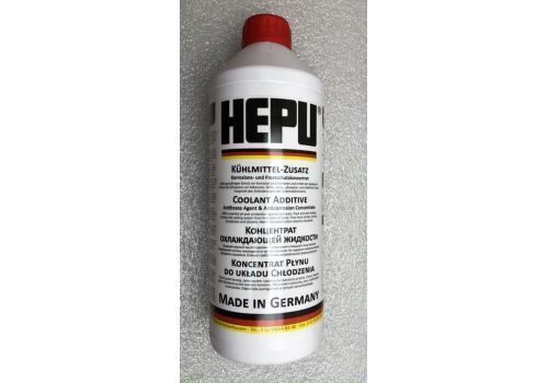 Антифриз красный концентрат 1,5л Hepu P999-G12
