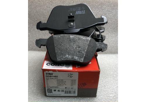 Колодки тормозные передние 99- TRW GDB1460