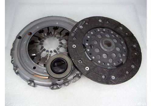 Комплект сцепления VW T4 2,4D; 2,5TDI 90 LUK 622196300
