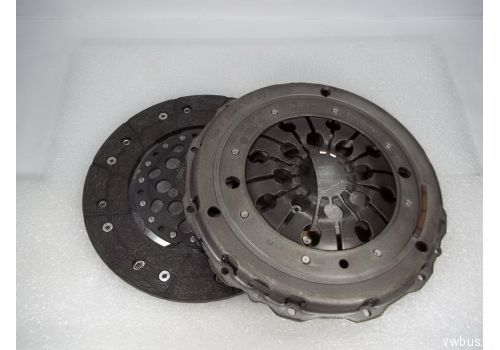 Комплект сцепления VW T4 2,4D; 2,5TDI 90 VAG 074198141X