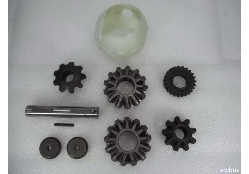 КПП комплект сателлитов 6-ст КПП VAG 0A5498081A