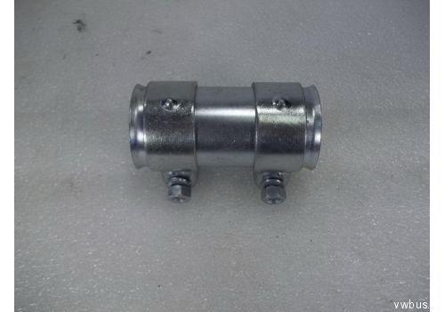 Соединительная труба с хомутами d=42,8 Tesh 430313