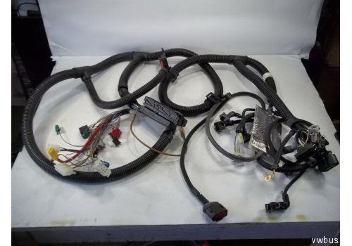 Проводка под капот AJT до 99 VAG 7D1971072EM