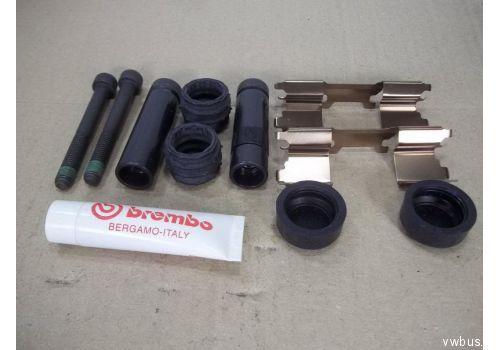 Колодки тормозные передние пластины ремкомплект 3.0т-3.5т VAG 2E0698231B
