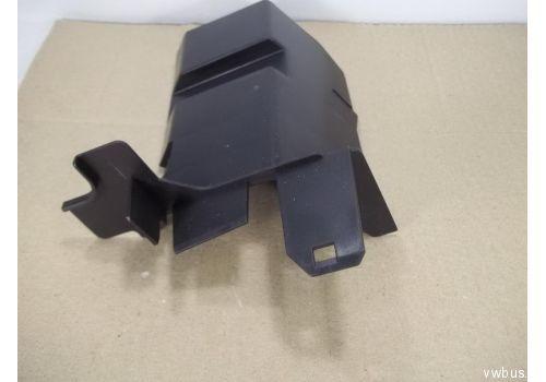 Воздуховод радиатора системы охлаждения VAG 2E0121284B