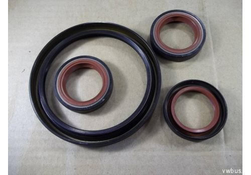 Ремкомплект прокладок на мотор Elring 086.887