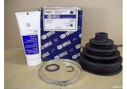 Пыльник на ШРУС наружный комплект резиновый Ruville 755430